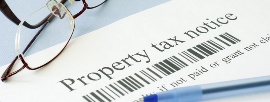 Propety Taxes and COVID-19